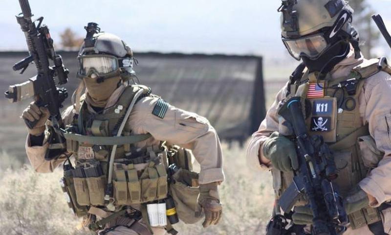 قوات خاصة أمريكية شمال سوريا- (رويترز)