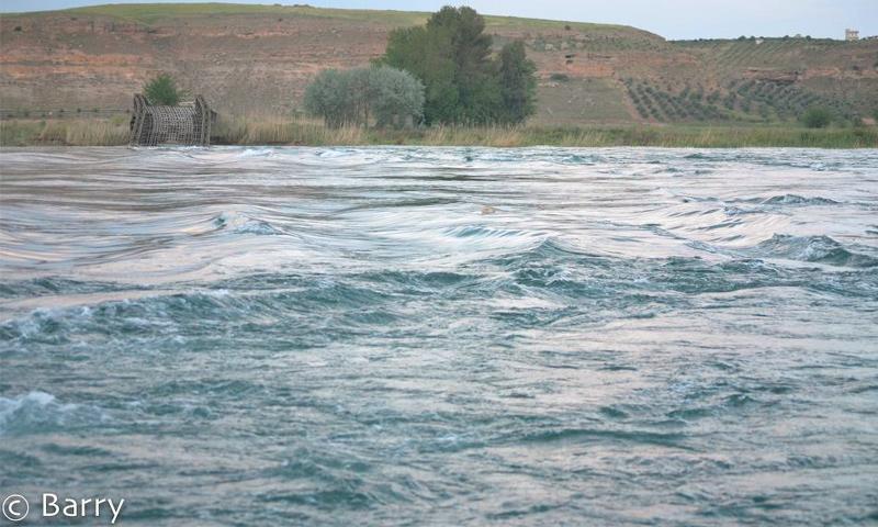 تعبيرية: نهر الفرات (فيس بوك)