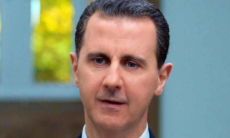بشار الأسد (AFP)