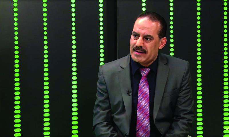 عبد الجواد سكران مدير سد الفرات السابق