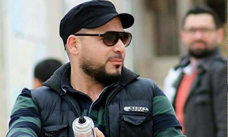 الناشط الإعلامي مصعب أحمد اعرابي - (فيس بوك)