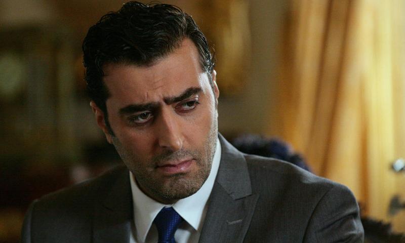 الممثل السوري باسم ياخور - (انترنت)