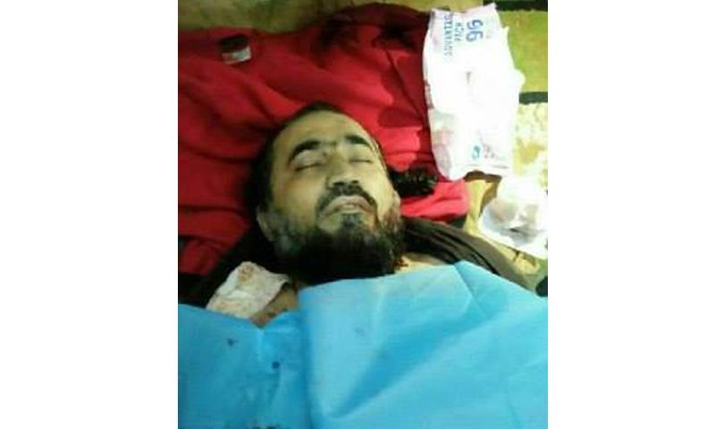 صلاح الدين البخاري- اغتيل في إدلب- الجمعة 28 نيسان (تويتر)