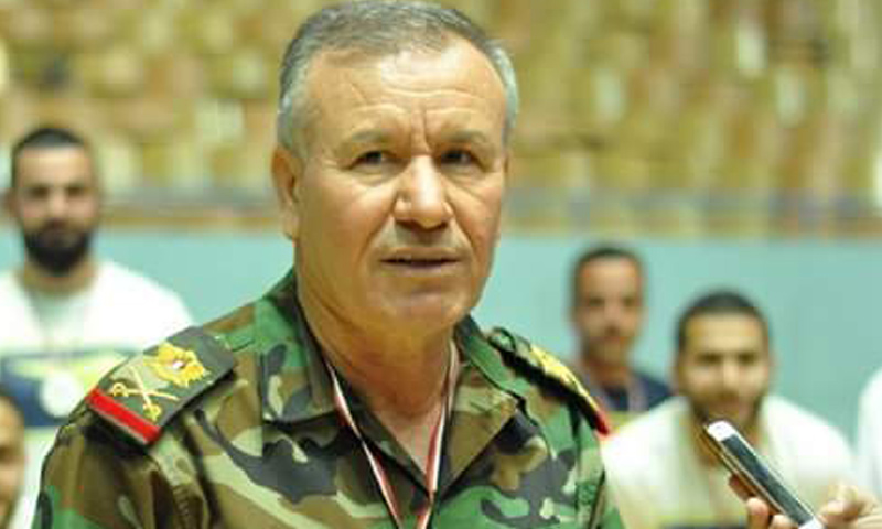 اللواء ياسر شاهين (فيس بوك)