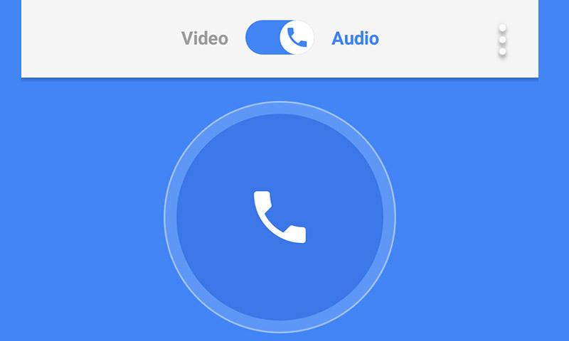 """خلفية تطبيق """"Duo"""" من """"غوغل"""" (مواقع تقنية)"""