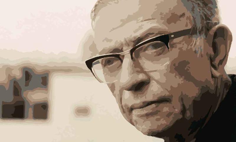 الأديب والفيلسوف الفرنسي جان بول سارتر (1905 - 1980)