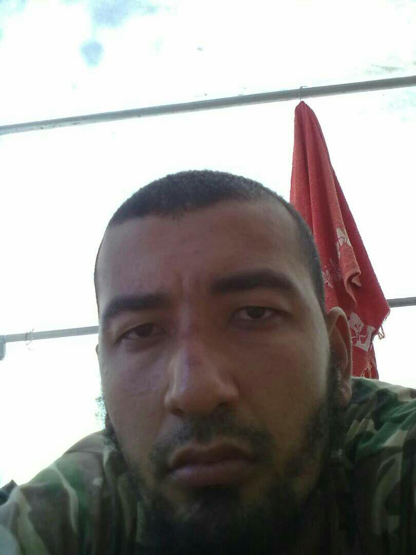 صورة منسوبة لعنصر أوزبكي متهم باغتيال القيادي صلاح الدين البخاري (عنب بلدي)