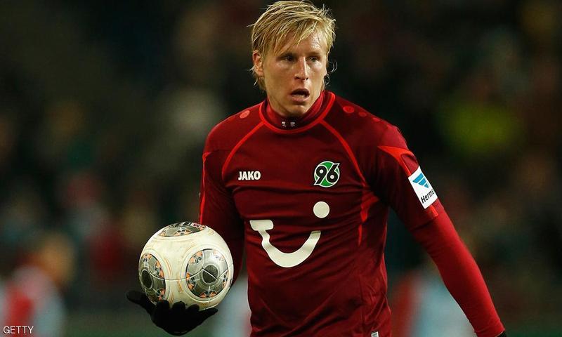 لاعب كرة القدم التشيكي فرانتيشك رايتورال (getty)