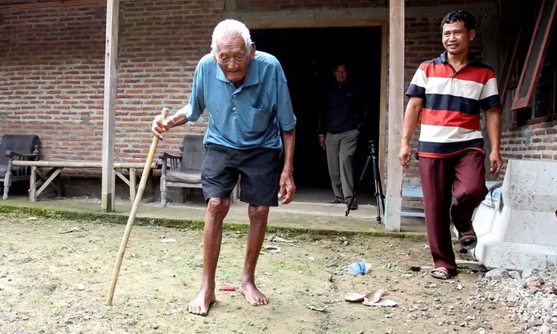وفاة أكبر معمر في العالم عن 146 عامًا - الاثنين 1 أيار - (BBC)