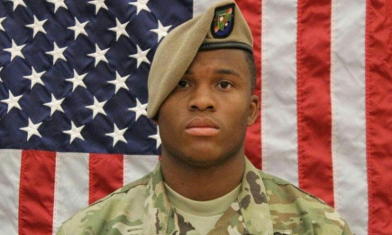 الجندي الأمريكي إيتيان ميرفي قتل في سوريا- الجمعة 26 أيار (البنتاغون)