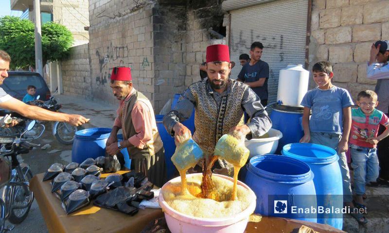 أجواء رمضان في ريف إدلب الجنوبي- الأحد 28 أيار 2017 (عنب بلدي)