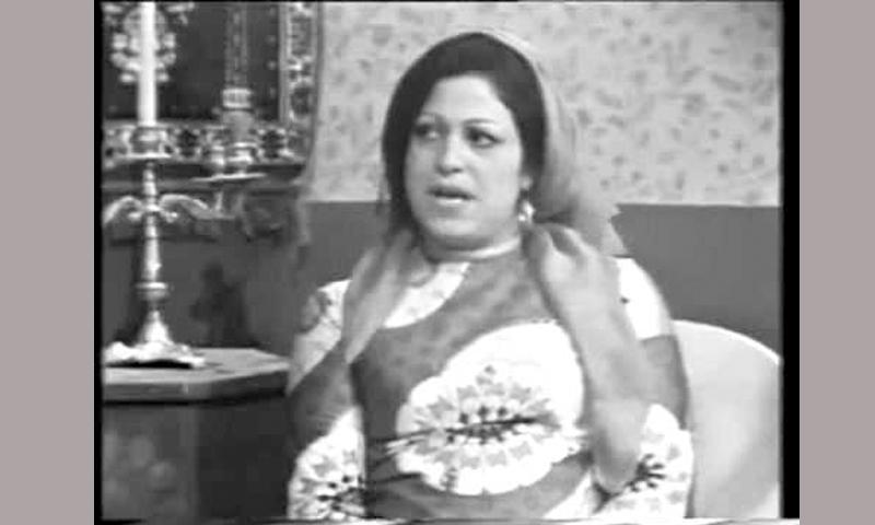 """الممثلة السورية نجاح حفيظ بدور """"فطوم"""" (انترنت)"""
