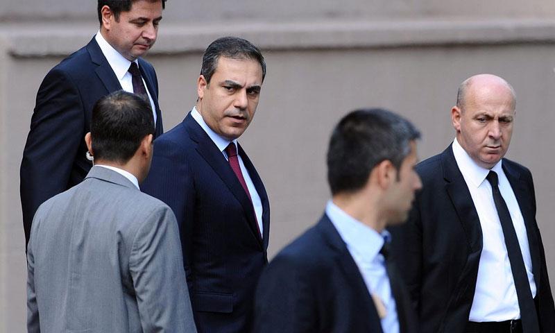 رئيس وكالة الاستخبارات التركية، هاكان فيدان (إنترنت)