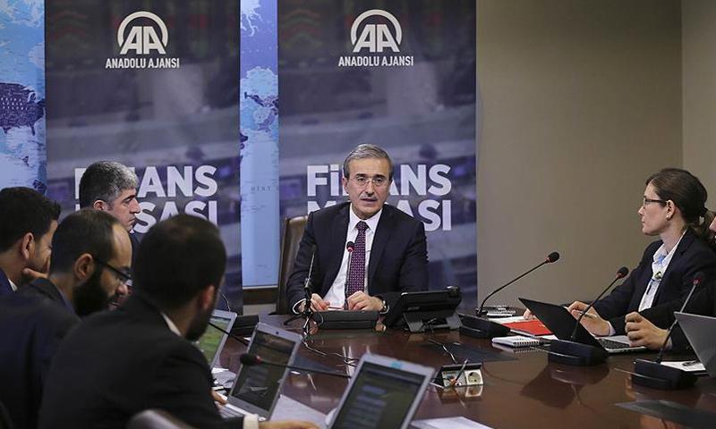 إسماعيل دمير، مستشار الصناعات الدفاعية التركية (الأناضول)