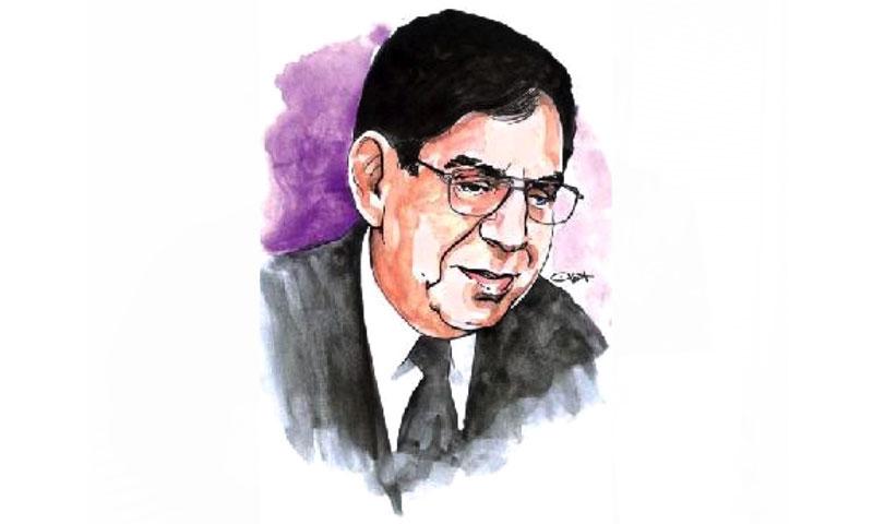 رسم للموسيقار سهير عرفة (إنترنت)