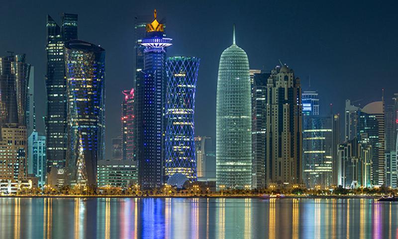 العاصمة القطرية الدوحة (وكالات)