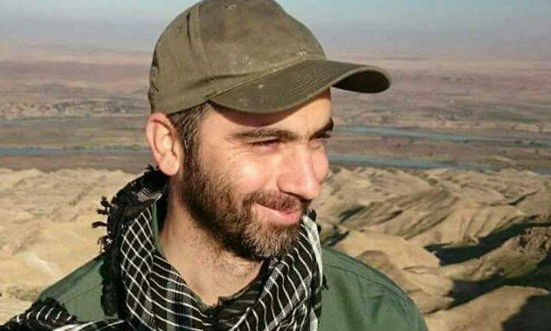"""القيادي في """"حزب الله"""" اللبناني عبد الحميد محمود شري (تويتر)"""