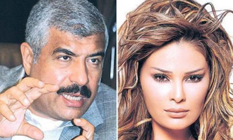 سوزان تميم ورجل الأعمال المصري هشام طلعت مصطفى - (انترنت)