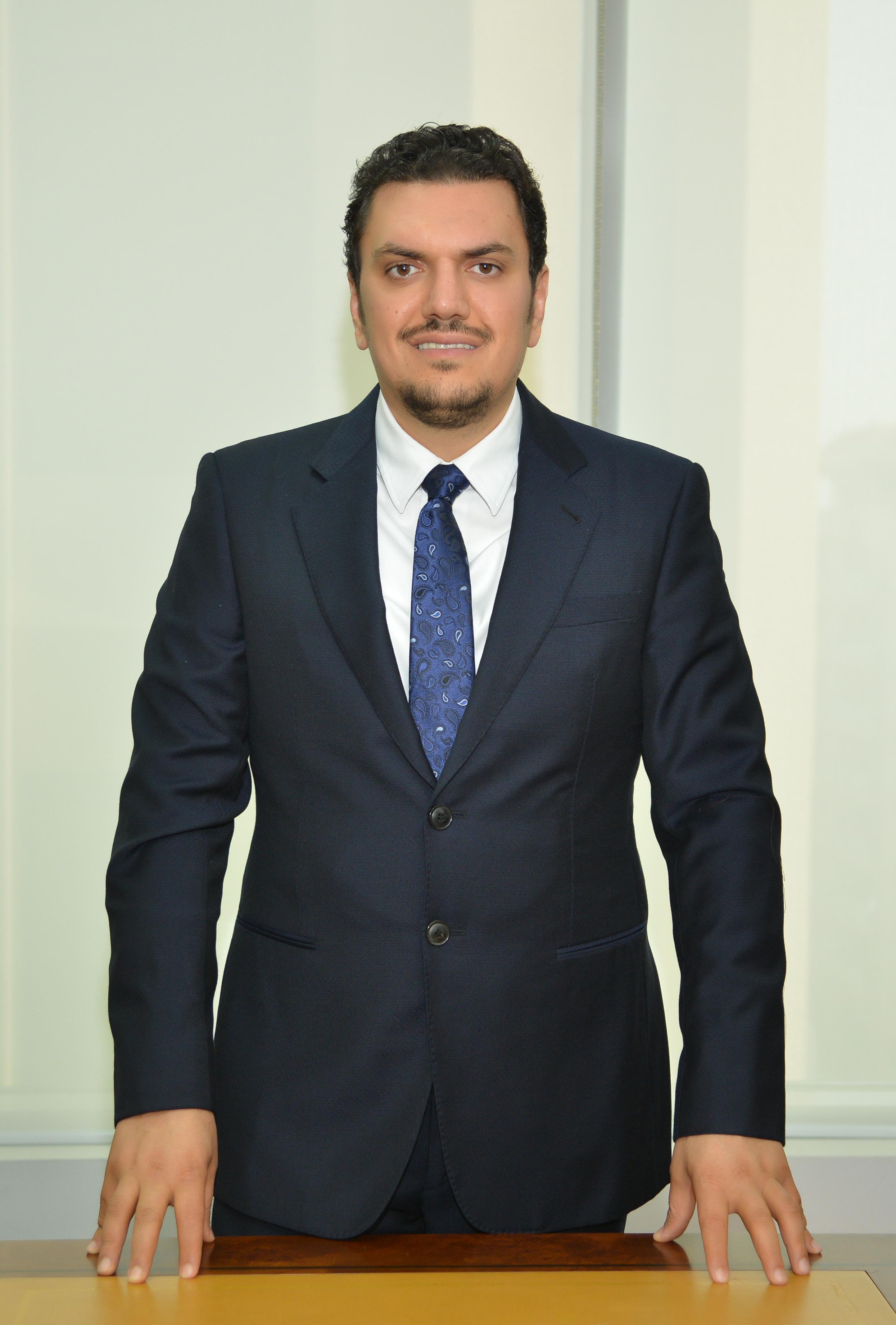 رجل الأعمال السوري معتز الخياط