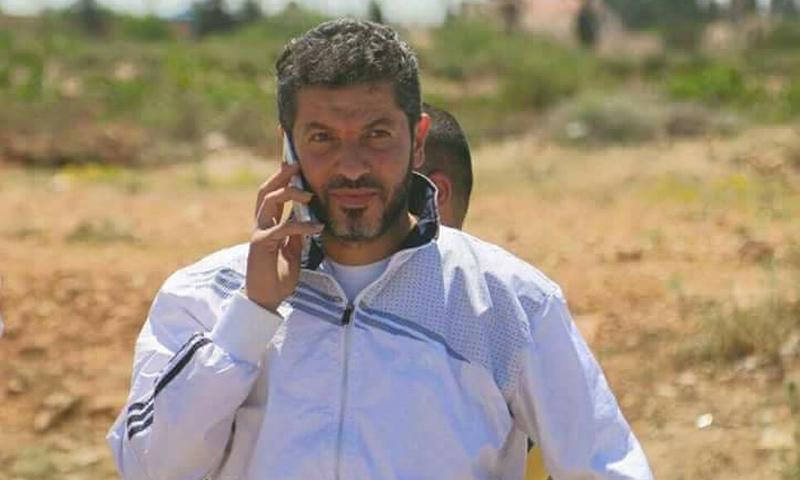 القيادي في فرقة السلطان مراد أبو هلال الدروش - (فيس بوك)