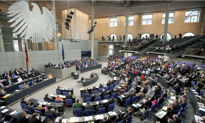 البرلمان الألماني (بوندستاغ) - (انترنت)