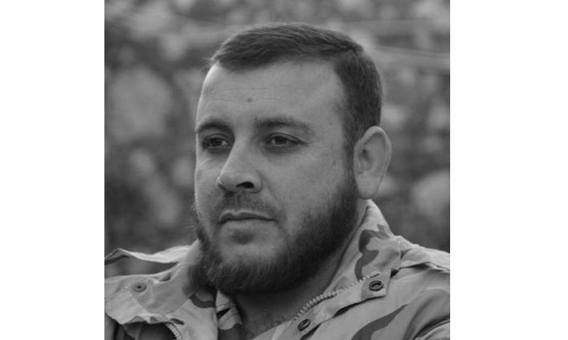 """القيادي في """"هيئة تحرير الشام"""" حسام الأطرش (تويتر)"""