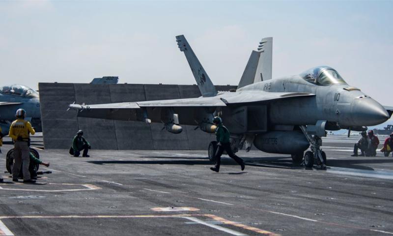 """طيران التحالف الدولي ضد تنظيم """"الدولة الإسلامية"""" - حزيران 2017 (التحالف الدولي)"""