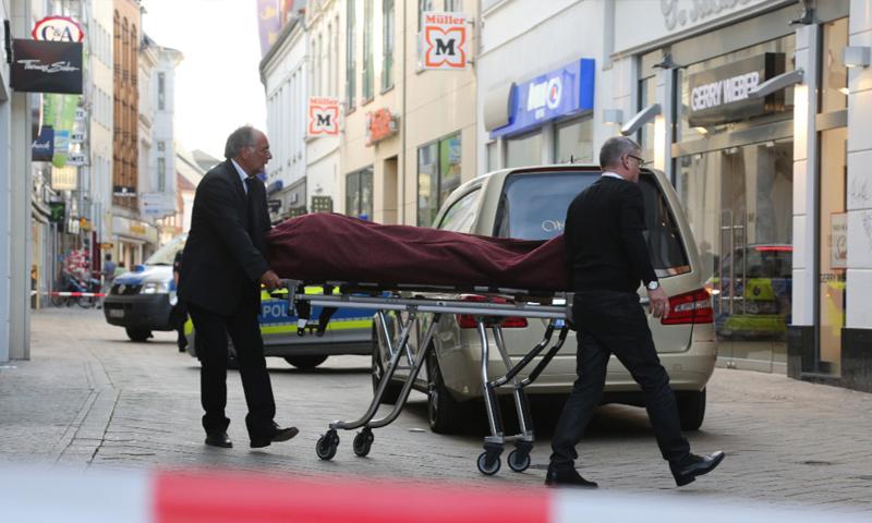 نقل الضحية السوري إلى المستشفى في أولدنبورغ (مواقع ألمانية)