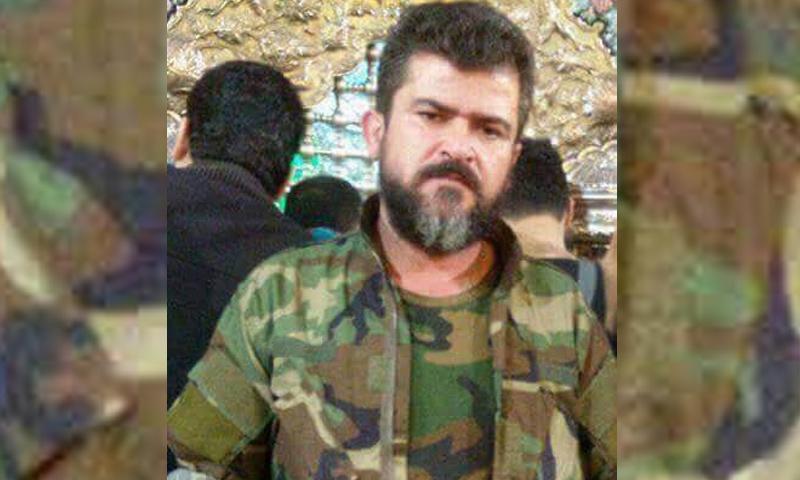 القيادي في حزب الله اللبناني حسين علي رابحة - (فيس بوك)