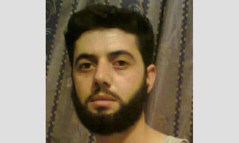 المعتقل يوسف أبازيد (عنب بلدي )
