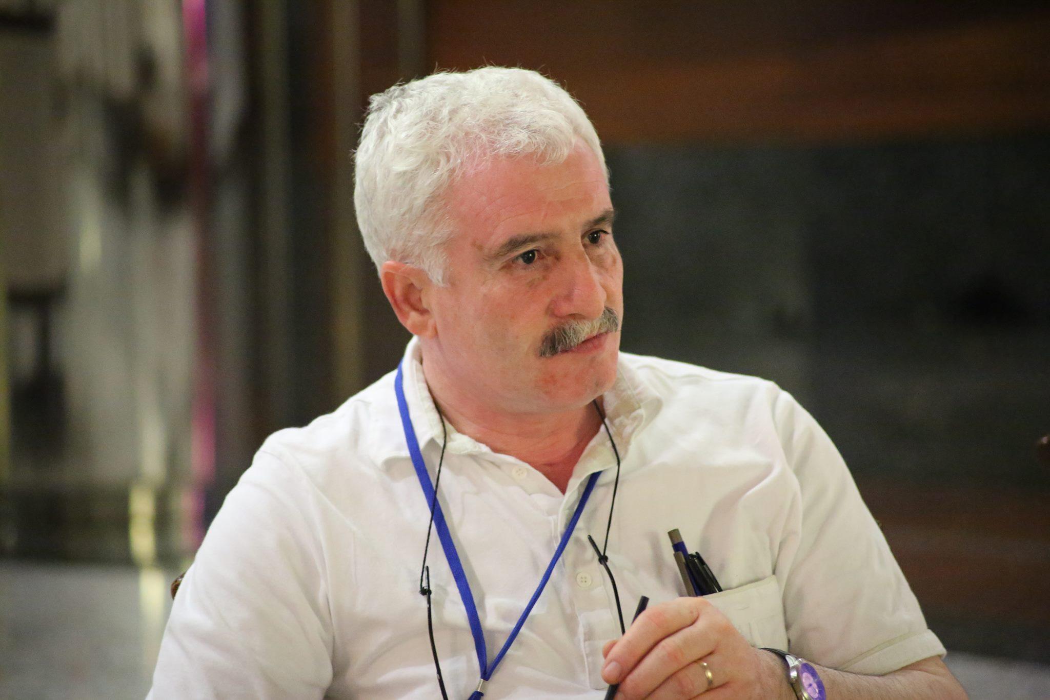 المحامي الكردي فيصل بدر