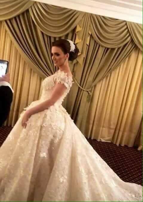 حفل زفاف كريم جود في اللاذقية - 20 تموز 2017 (لاميرا أوتيل)