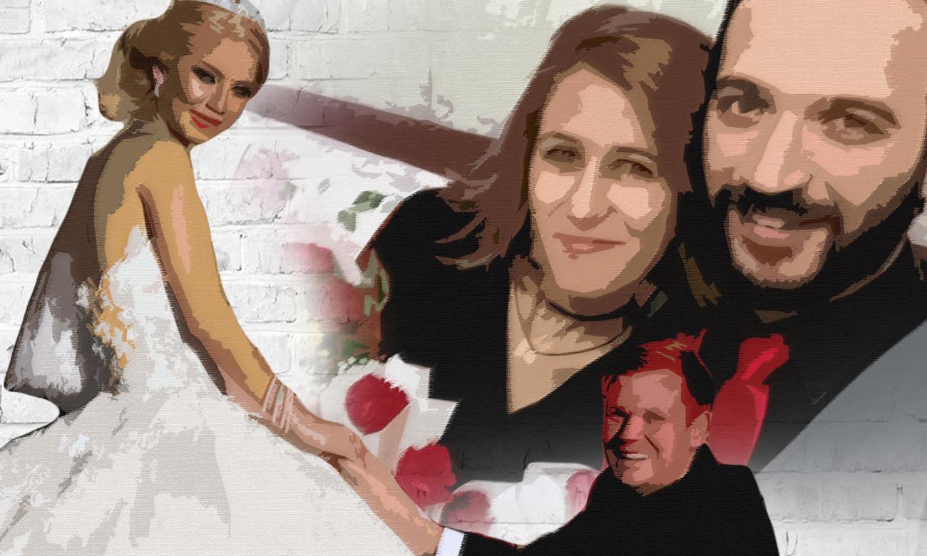 سوريون تزوجوا من أجانب (تعديل عنب بلدي)