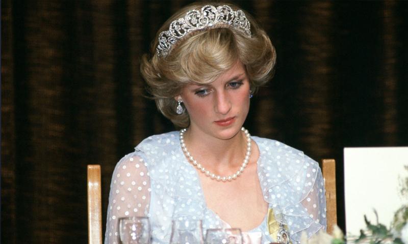 الأميرة ديانا - (انترنت)