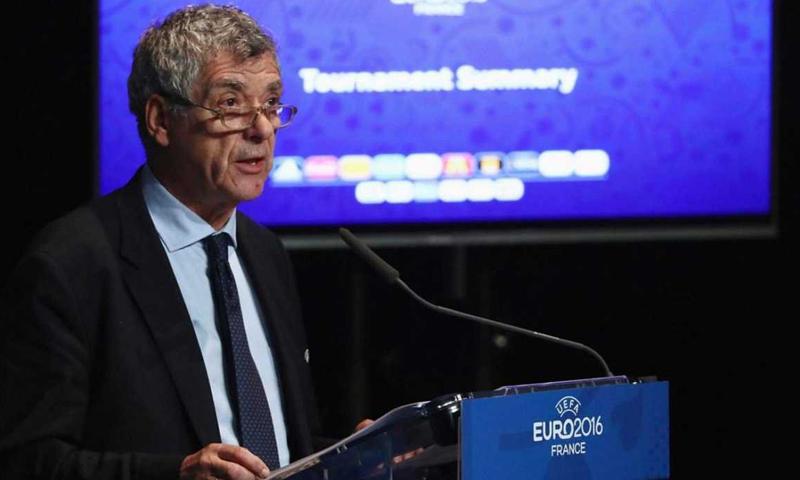 رئيس الاتحاد الإسباني لكرة القدم أنخيل ماريا بيار - (انترنت)