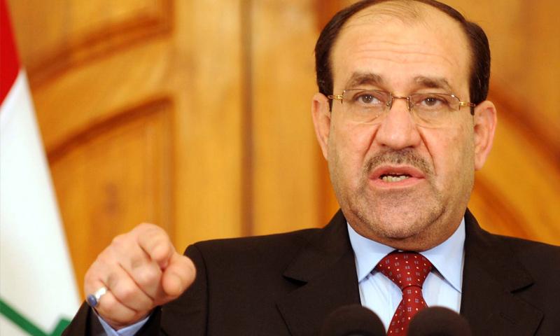 نائب الرئيس العراقي نوري المالكي - (انترنت)