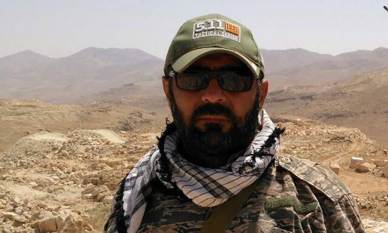 القيادي في حزب الله جعفر مشيك - (فيس بوك)