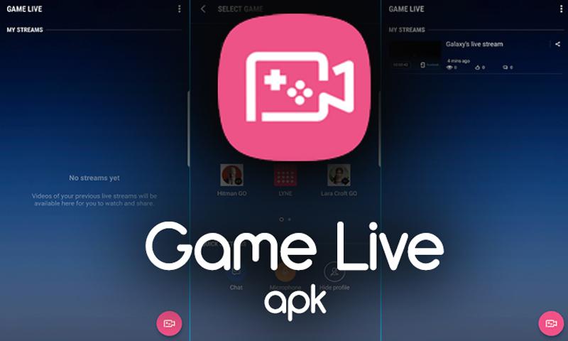 """تطبيق """"game live"""" من """"سامسونج"""" - (جوجل بلاي)"""