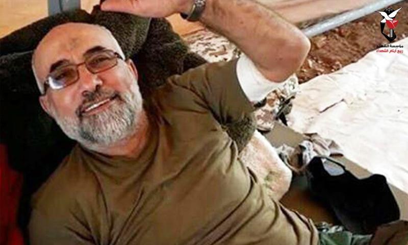 """القيادي في صفوف """"حزب الله"""" اللبناني، حمزة حسن الحاج دياب (مواقع مقربة من الحزب)"""