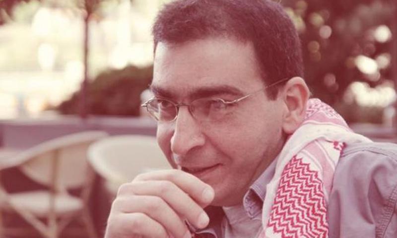 الصحفي اللبناني فداء عيتاني (إنترنت)