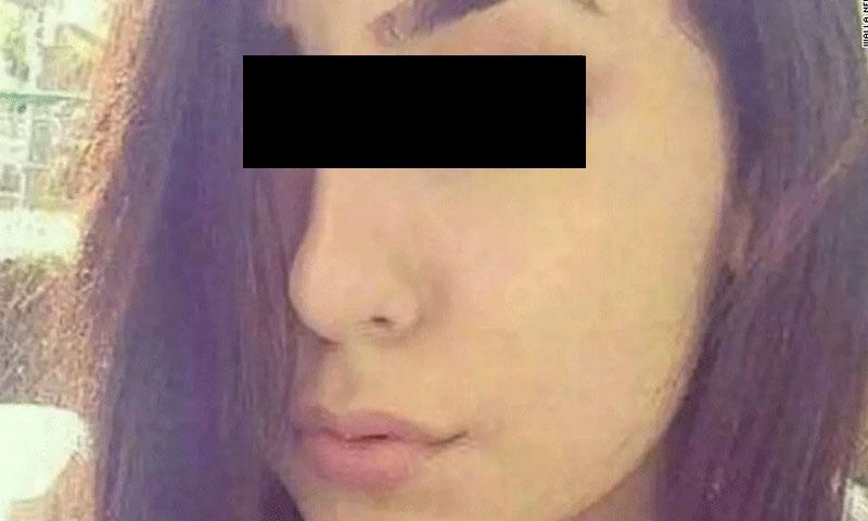 شابة إسرائلية مسيحية، اتهم والدها بقتلها لعلاقتها مع شاب مسلم - منتصف حزيران 2017 (إنترنت)
