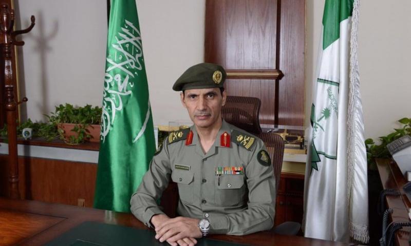 تعبيرية: اللواء سليمان بن عبدالرحمن السحيباني مدير جوازات منطقة الرياض (وسائل إعلام سعودية)