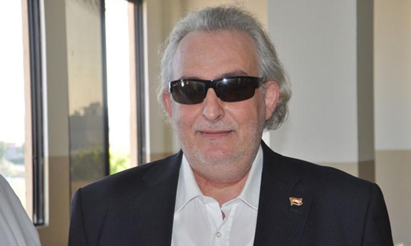 عضو مجلس الشعب السوري الشيخ أحمد شلاش - (انترنت)