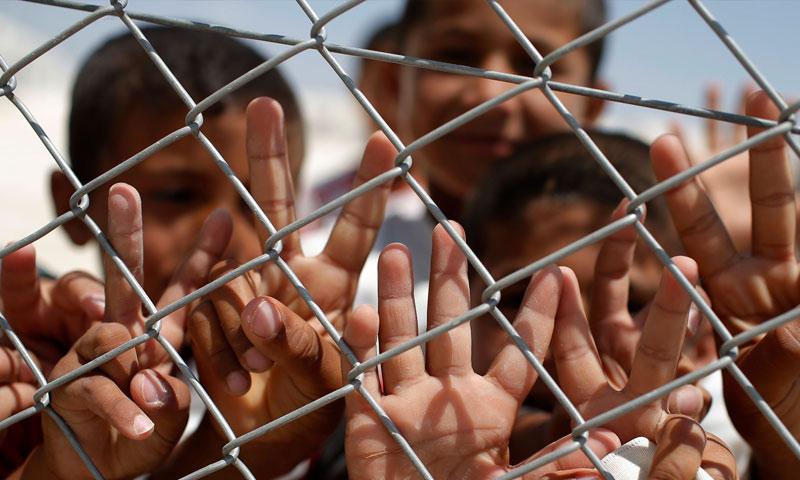 أطفال سوريون في تركيا (هافبوست)