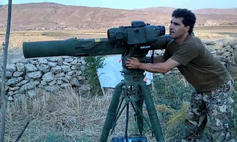 باسم الحمود (المكتب الإعلامي لقوى الثورة السورية)