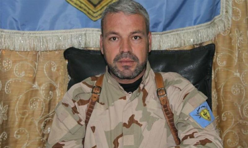 قائد مجلس منبج العسكري عدنان أبو المجد - (قسد)