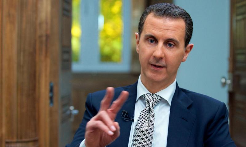 رئيس النظام السوري بشار الأسد - (انترنت)