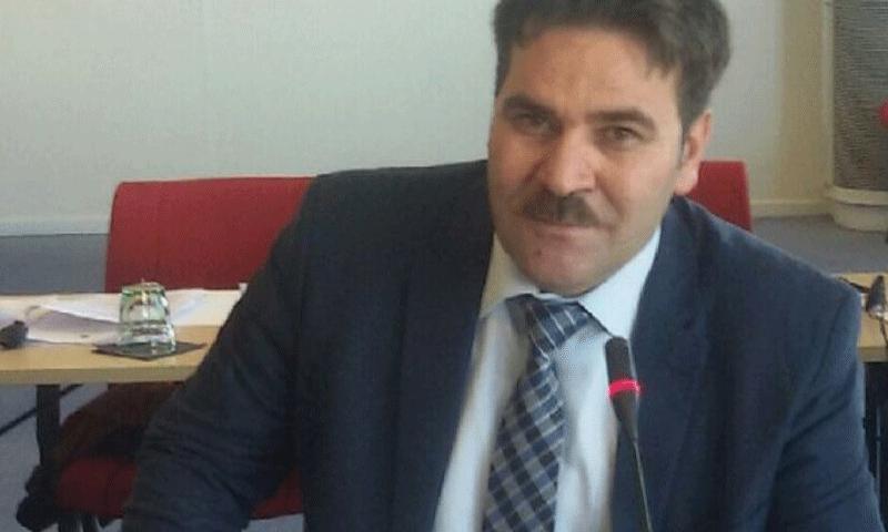 """عبد السلام النجيب، عضو الأمانة العامة في تيار """"الغد السوري"""" (الموقع الرسمي للتيار)"""