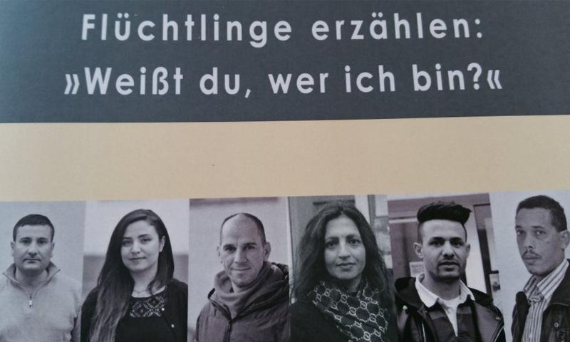 كتاب ألماني يوثق حياة اللاجئين - (مهاجر نيوز)