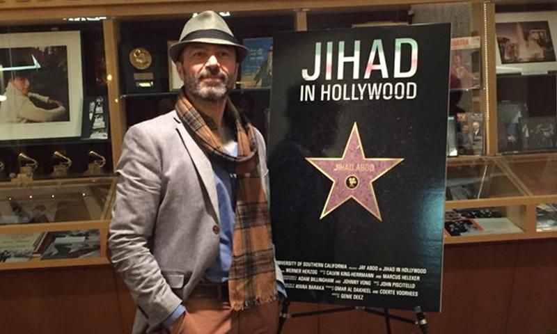 الممثل السوري جهاد عبده - (انترنت)